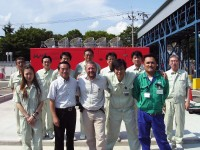Notstromanlage für Japan